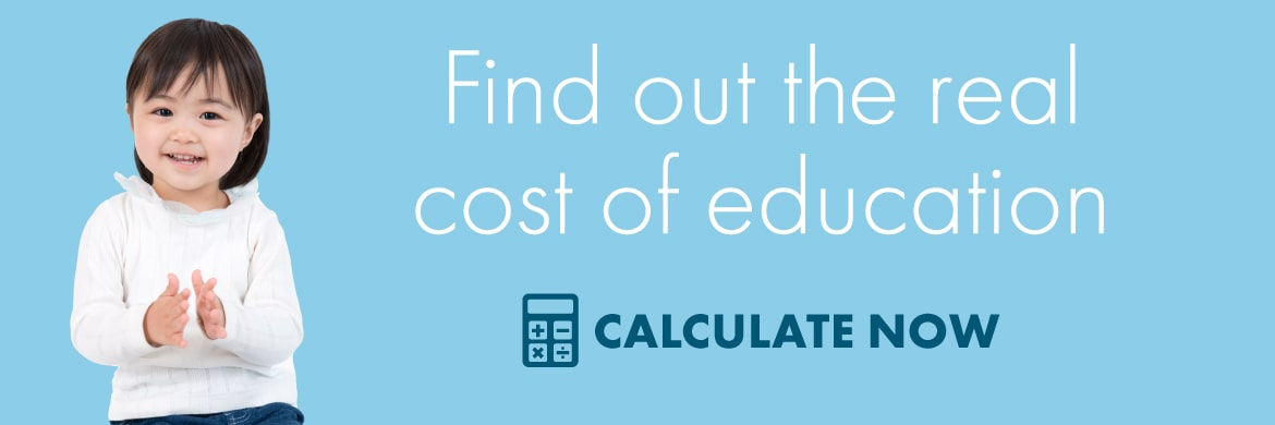Cost of Education calculator