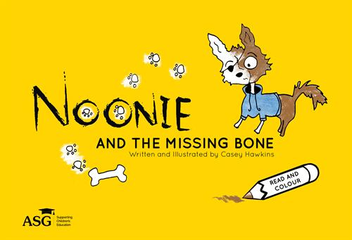 Noonie and the Missing Bone